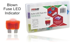 New Prolec LED Auto fuse kit